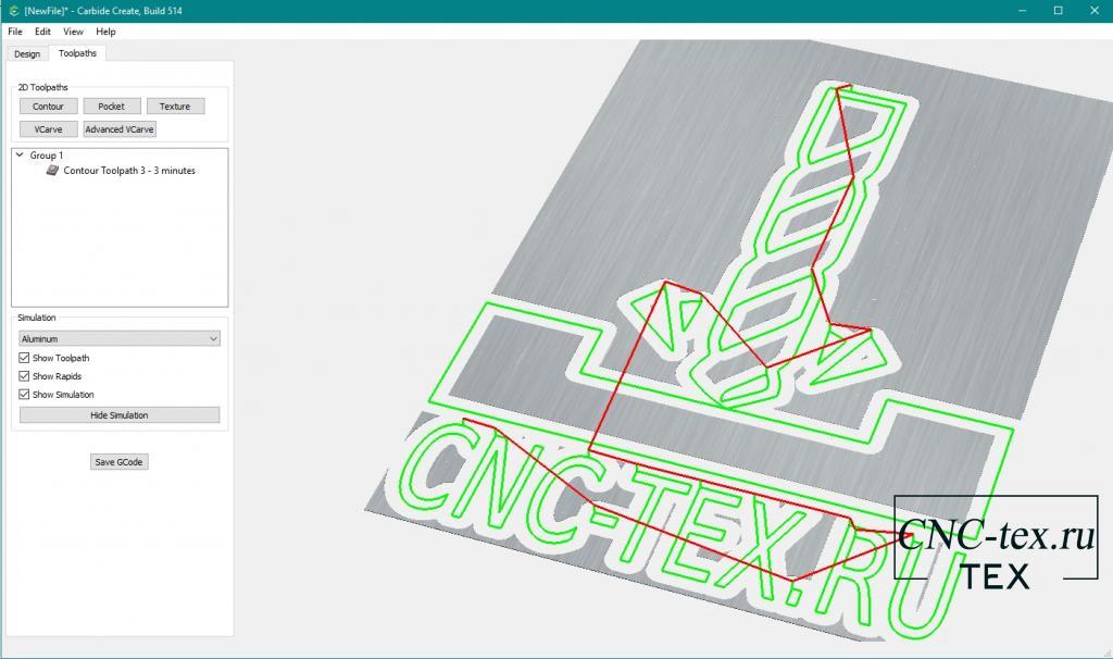 Carbide Create V5.